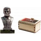 Сталин И.В. 1:10 (плюс коробка)