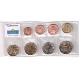 Сан-Марино евро набор  (8 монет)