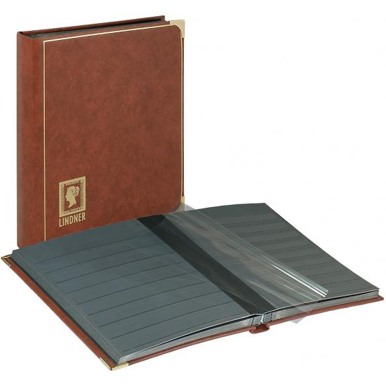 """Альбом """"Royal"""" для почтовых марок на 30 листов (60 страниц) - 1"""