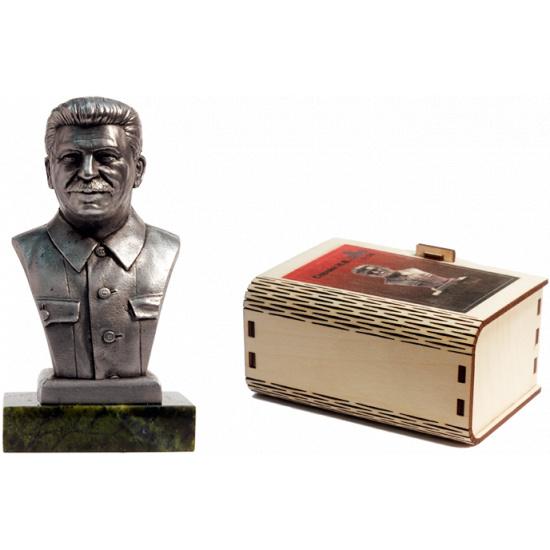 Сталин И.В. 1:10 (плюс коробка)  - 1