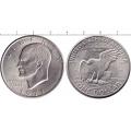 1 доллар США Эйзенхауэр