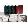 Альбомы и аксессуары для почтовых марок