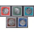 Монеты и Банкноты на марках