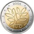 Монеты евро Финляндия