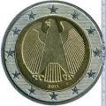 Монеты евро Германия