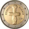 Монеты евро Кипр