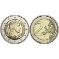 Монеты евро Латвия
