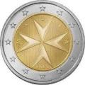Монеты евро Мальта