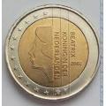 Монеты евро Нидерланды