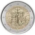 Монеты евро Словакия