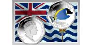 Pobjoy Mint не сидит на месте и сегодня выпускает вторую монету 50 пенсов с изображением морских существ
